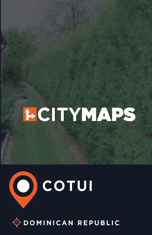 City Maps Cotui Dominican Republic