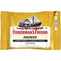 Fisherman's Friend Menthol and Aniseed Lozenges, 25 g