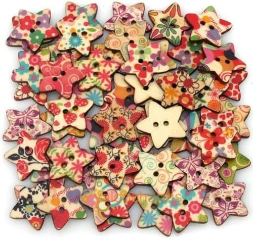Botones de Estrellas