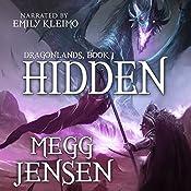 Hidden : Dragonlands, Book 1 | Megg Jensen