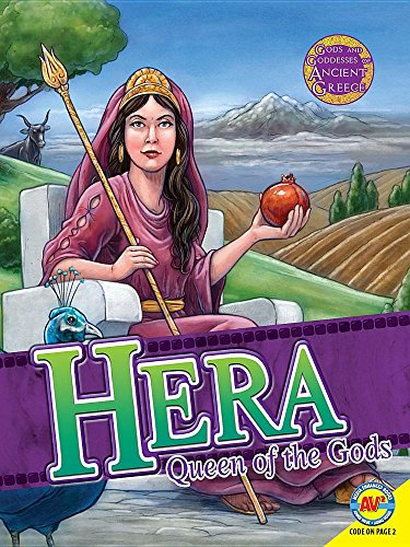 Hera: Queen of the Gods (Gods and Goddesses of Ancient Greece) by Av2 by Weigl (Image #1)