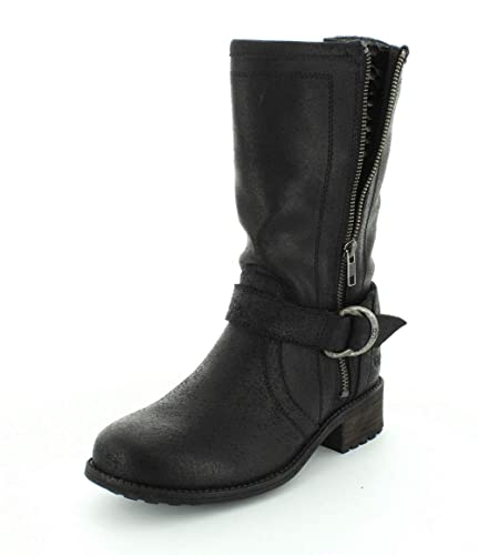 04306024a8524d UGG Australia W Silva Damen Stiefel Schwarz – 1005435 W BLK