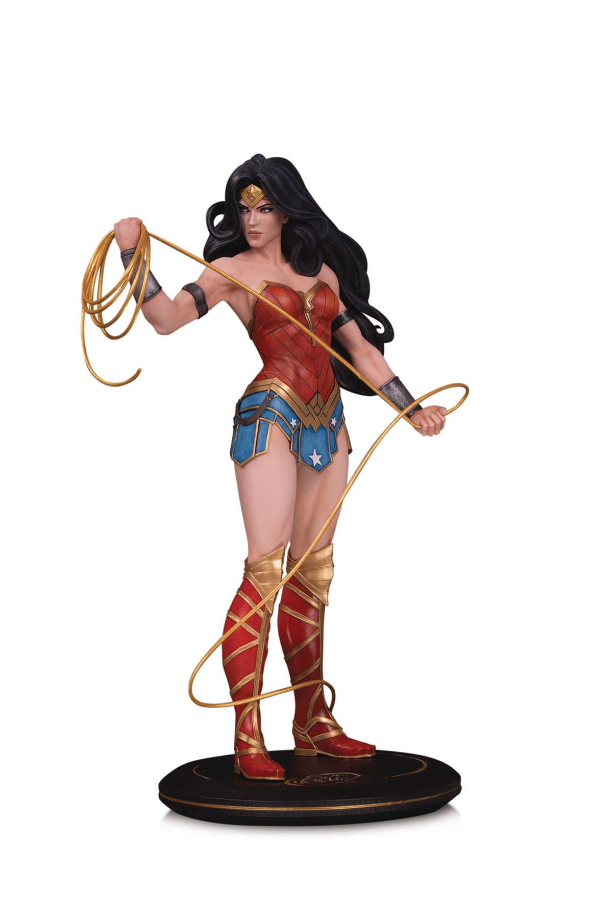 DC Cover Girls: Wonder Woman by Joelle Jones Statue by DC Collectibles (Image #1)