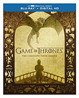 Game of Thrones: Season 5 [Blu-ray + Digital HD] (B00VSG3MSC) | Amazon Products