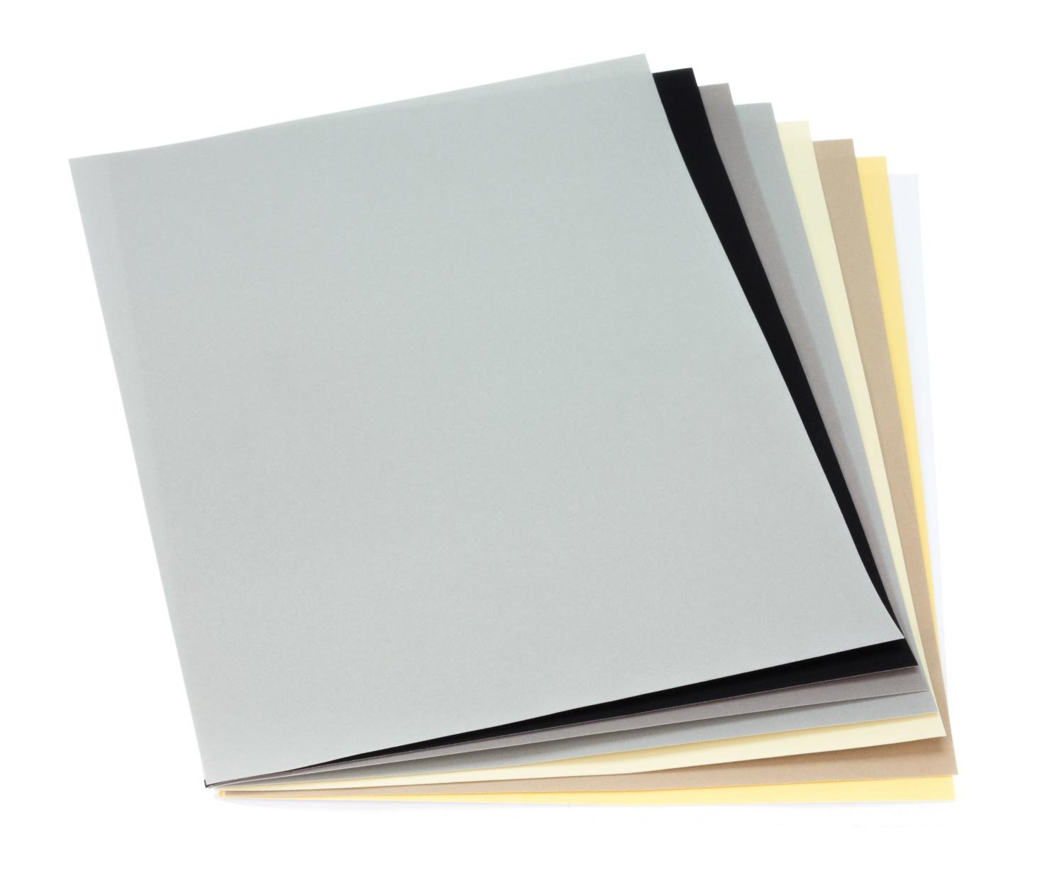 Hahnemuhle Velour Trial Pack - 8 sheets 25x35cm (9.8x13.7'') by Hahnemuhle