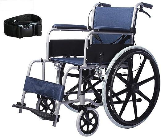 Silla de ruedas FANJIANI Multi-Kinetic portátil Plegables rápido ...