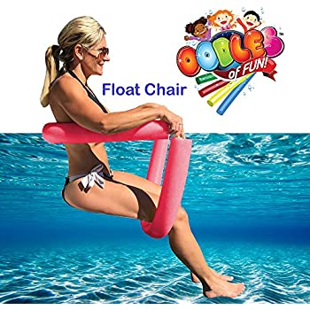 Amazon Com Driveway Games Floating Noodle Chair For Water