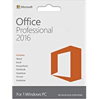 Office 2016 Professional plus-Product key 32/64bit-No DVD.