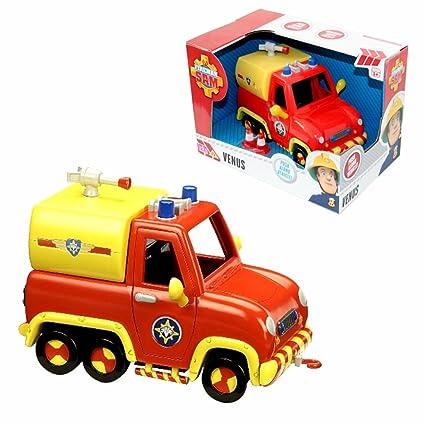 Amazon.com: Sam El Bombero – Vehículo Fire Engine Venus ...
