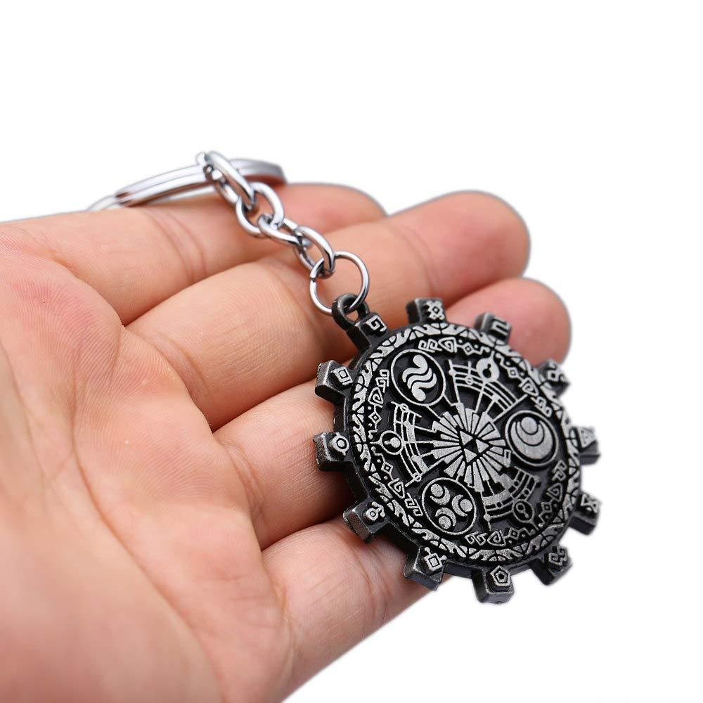 Amazon.com: Mct12 - Legend of Zelda Keychain Gear Pendant ...
