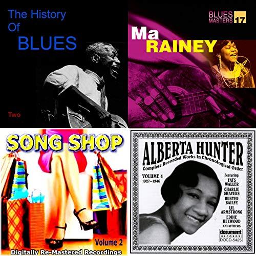 Vintage Blues: Ladies Only ()