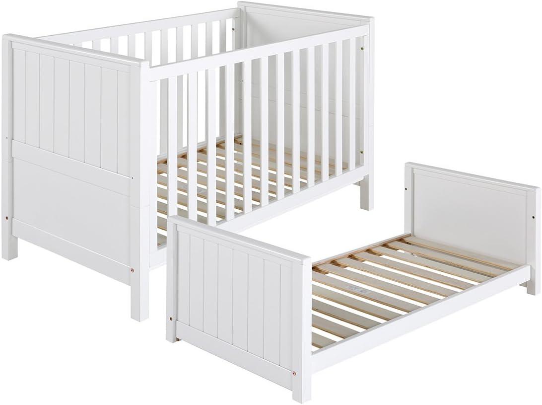Babymobel Cuna de 140cm Convertible en Cama MI3 by MICUNA cpu2007005-DESKandSIT-