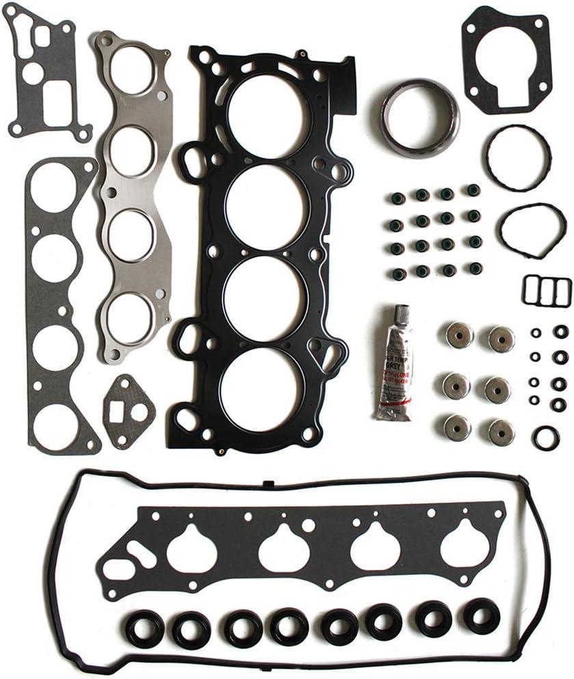 SCITOO Head Gasket Set Replacement for Honda Accord 4-Door Sedan 2.4L EX