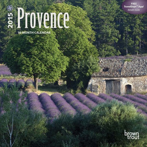 Provence 2015 Mini 7x7 (Multilingual Edition) ()