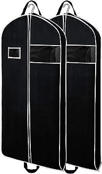 Amazon.com: Zilink - Juego de 2 bolsas para ropa de viaje de ...
