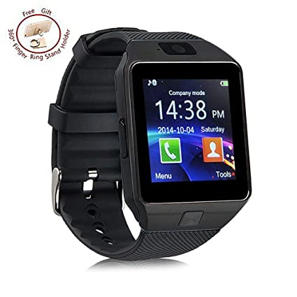 Romote Smartwatch Bluetooth Reloj Inteligente DZ09 ...