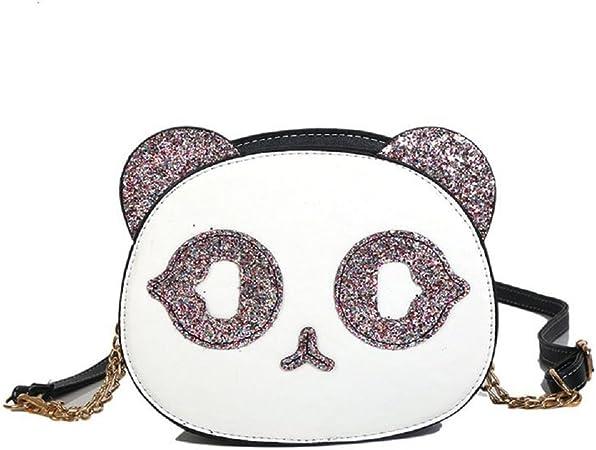 Hhgold Petit Sac Dété Petit Panda Fille De Dessin Animé