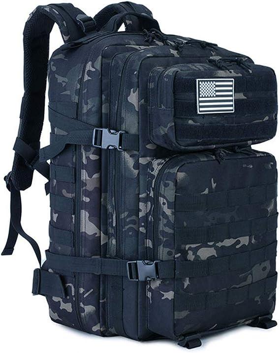 Patrulla Militar Táctica Molle Utilidad Bolsa Ejército Viajes Camping Senderismo