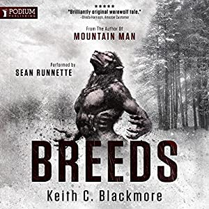 Breeds, Book 1 Audiobook