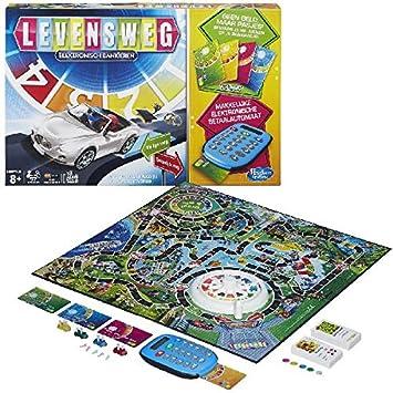 Hasbro The Game of Life Simulación económica - Juego de Tablero ...