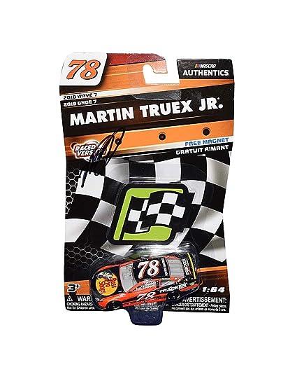 Autographed 2018 Martin Truex Jr 78 Bass Pro Shops Raced Version