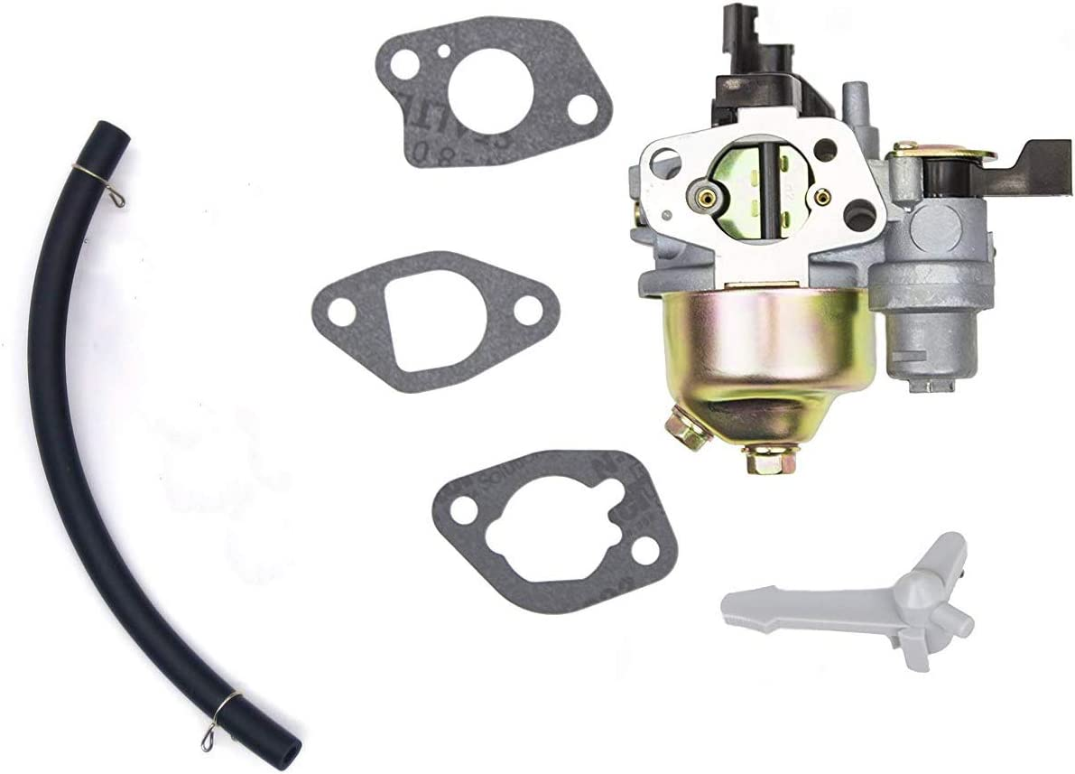 NAVARME Carburetor w/Gaskets for Harbor Freight Predator 6.5 HP 212cc R210 68121 69727 68120 69730