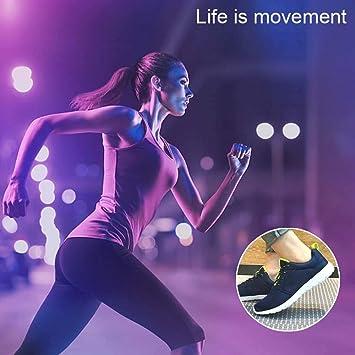 Amazon.com: AGSDON Zapatillas de running para mujer, ligeras ...