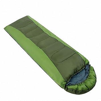 SUHAGN Saco de dormir Envoltura Exterior Bolsa De Dormir Adulto Camping Saco De Dormir En Algodón