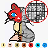 Coloring ColorPixNu Pixel Art Coloring by Number