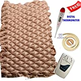 Viva Healthcare Medical Air Bed Mattress With Air Pump To Prevent Bed Sores For Patients