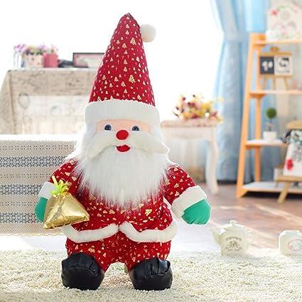 Amazon Com Balai Christmas Xmas Stuffed Plush Santa Claus