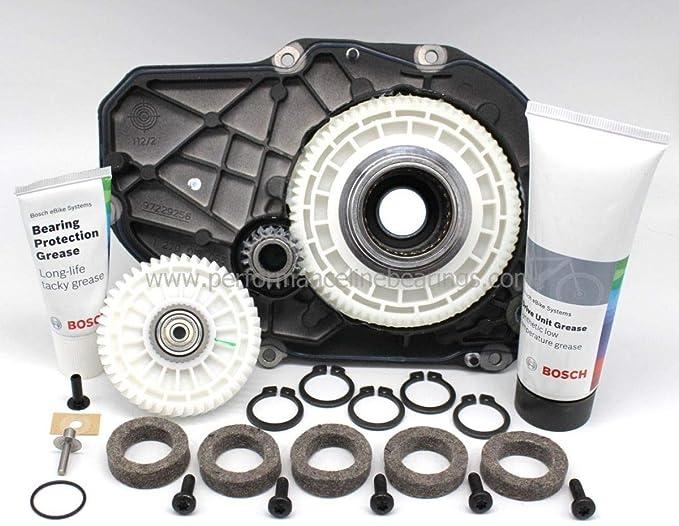 Bosch BDU2XX - Kit de reparación de Unisex, Color Negro