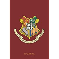 Journal: Harry Potter Journal/Notebook, for Harry Potter Fans, 120 pages, 6 x 9 inches