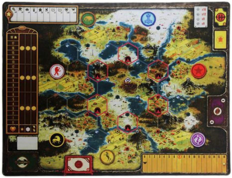Scythe Neoprene Mat: Amazon.es: Juguetes y juegos