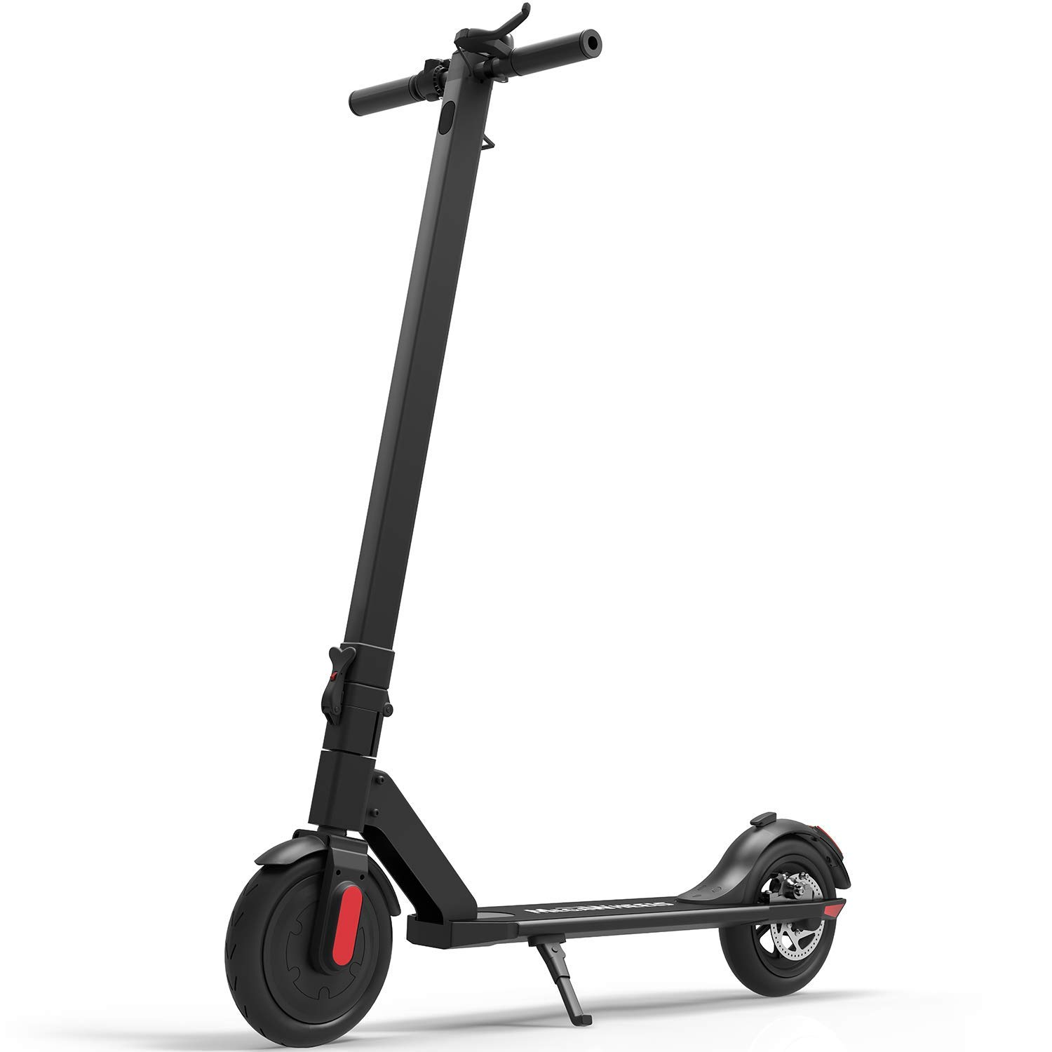 MEGAWHEELS S5 Electric Scooter, 13 Miles Long Range Battery, Up to 15.5 MPH, 8.5'' Pneumatic Tires, Portable and Folding Commuter Electric Scooter for Adults