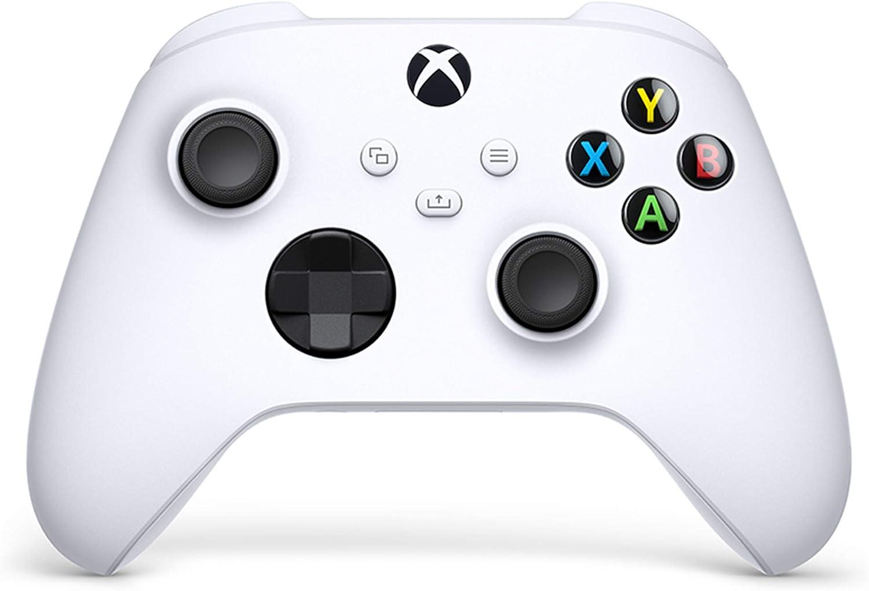 Mando Xbox - Robot White