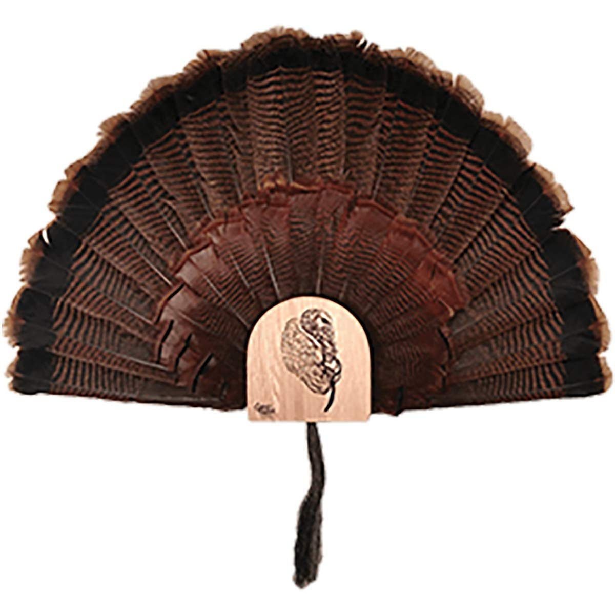 Quaker Boy Turkey Thugs Fan Mount 5 Beard Holder Abu Garcia 99801 170822-760299