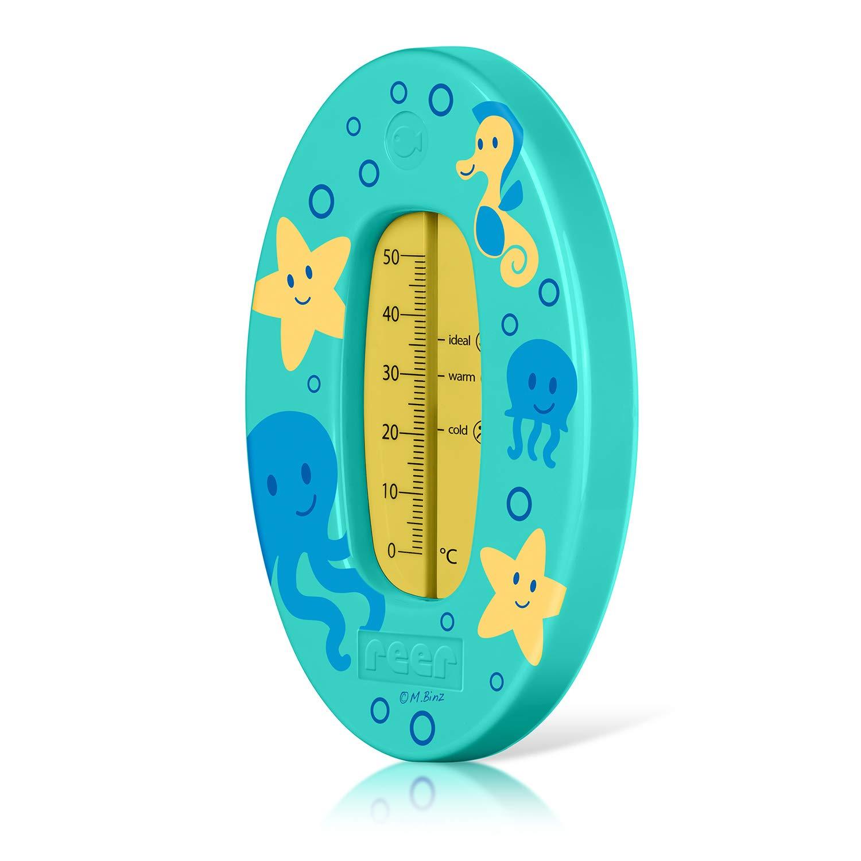 motivo mondo sottomarino Reer Termometro da bagno
