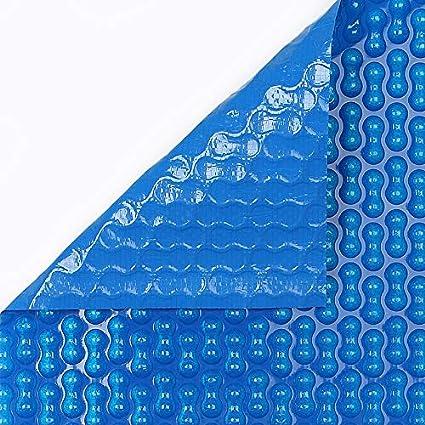 Pool System Protection Cobertor térmico 700 Micras GeoBubble para Piscina de 4 x 8 Metros