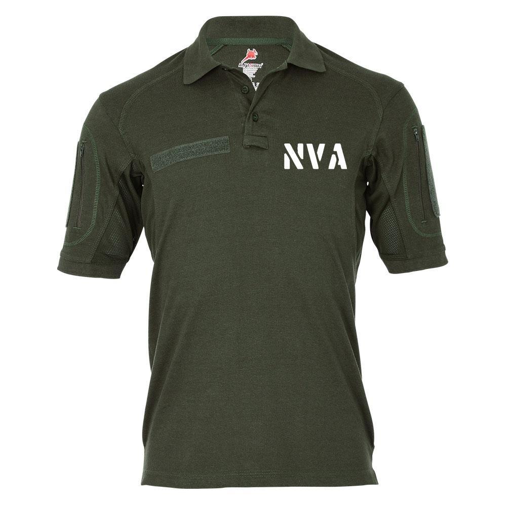 Tactical Poloshirt Alfa Nva DDR Nationale Volksarmee Streitkraft Militär Deutsche Demokratische Republik  19292
