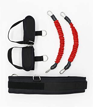 7c55fe7623c4e Amazon.com : Lcyy-La Pulling Resistance Rope Load Strength Training ...