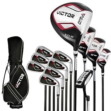 WCK Club de Golf Club de Golf Conjunto de Palos para ...