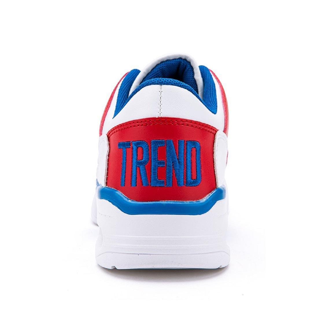 Herren Mode Sportschuhe Dicker Boden Schuhe Schuhe Schuhe erhöhen Trainer Basketball Schuhe Laufschuhe Rutschfest EUR GRÖSSE 39-44 5accd2