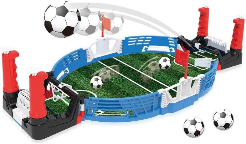 Liu Yu·casa creativa Mini Mesa de Futbolín Juegos de Mesa de Fútbol para Niños Adultos: Amazon.es: Hogar