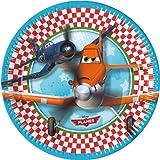 Disney Planes 23cm Paper Plate - Pack of 8