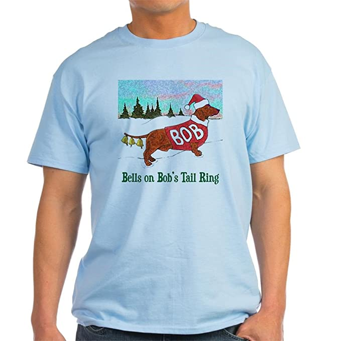 5a6b206d Amazon.com: CafePress Bell on Bobs Tail Ring T-shirt Cotton T-Shirt ...