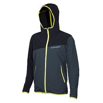 Platzangst - Chaqueta para hombre, talla XS, color negro: Amazon.es: Deportes y aire libre