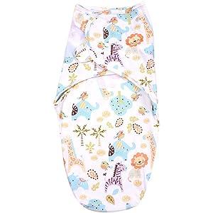 Pucksack Pucktuch Baby Strampelsack aus Baumwolle