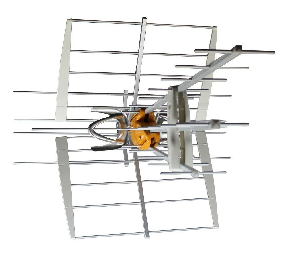 Televes DAT-790 Mix UHF/VHF Amplified Outdoor HDTV Antenna with LTE Filter