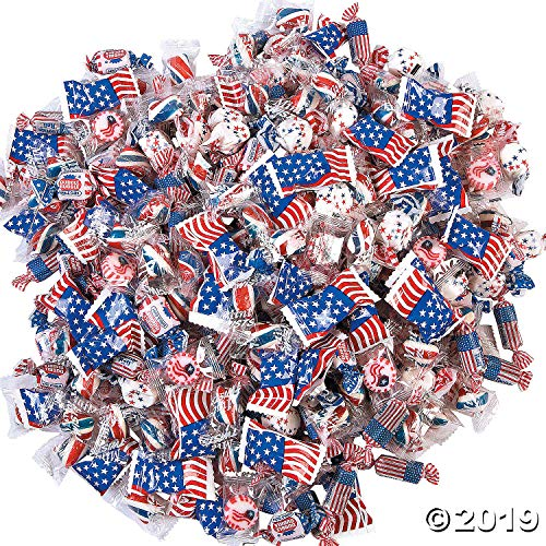 4th of July Parade Candy Assortment